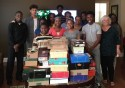 Youth and Children pack 40 boxes for OCC